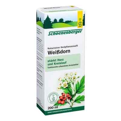 Weißdornsaft Schoenenberger  bei versandapo.de bestellen