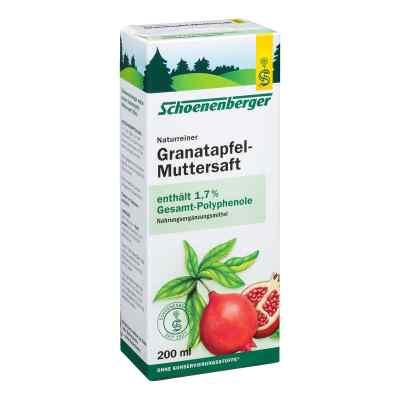 Granatapfel Muttersaft Schoenenberger  bei versandapo.de bestellen