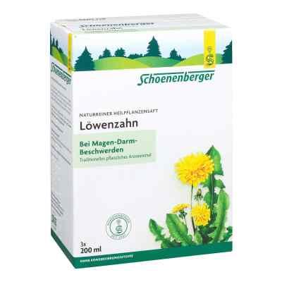 Löwenzahn Saft Schoenenberger Heilpflanz.säfte  bei versandapo.de bestellen