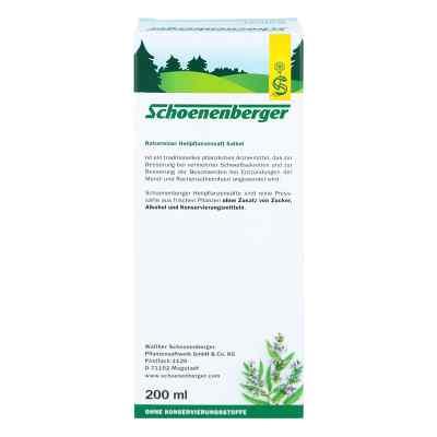 Salbei Saft Schoenenberger Heilpflanzensäfte  bei versandapo.de bestellen
