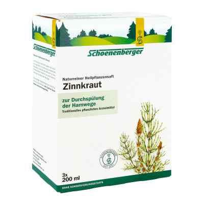 Zinnkrautsaft Schoenenberger  bei versandapo.de bestellen