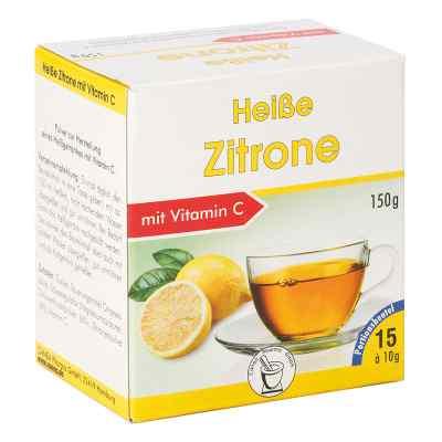 Heisse Zitrone + Vitamin C Beutel  Pulver  bei versandapo.de bestellen