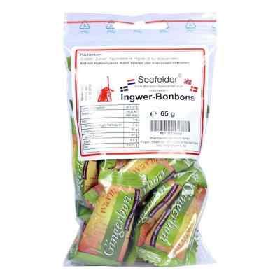 Seefelder Ingwer-bonbons Kda  bei versandapo.de bestellen