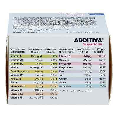 Additiva Superform Filmtabletten  bei versandapo.de bestellen