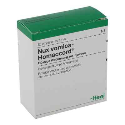 Nux Vomica Homaccord Ampullen  bei versandapo.de bestellen
