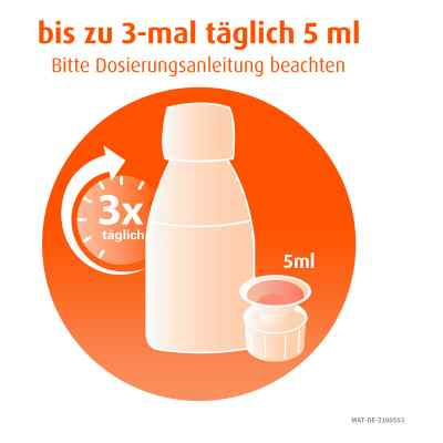 Mucosolvan Hustensaft 30mg/5ml Schleimlöser bei Husten  bei versandapo.de bestellen