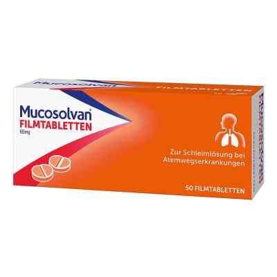 Mucosolvan Filmtabletten 60mg leicht schluckbar bei Husten  bei versandapo.de bestellen