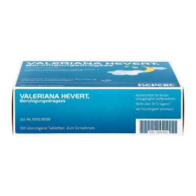 Valeriana Hevert Beruhigungsdragees  bei versandapo.de bestellen