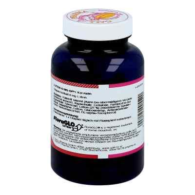 Lutein 6 mg Kapseln  bei versandapo.de bestellen