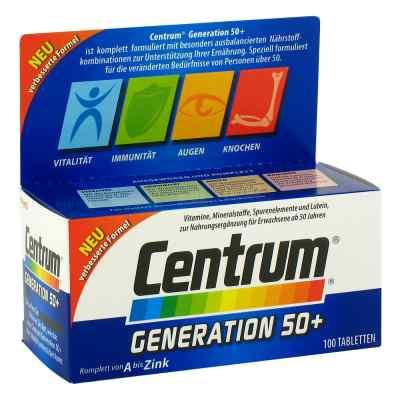 Centrum Gen.50+ A-zink+floraglo Lutein Caplette  bei versandapo.de bestellen