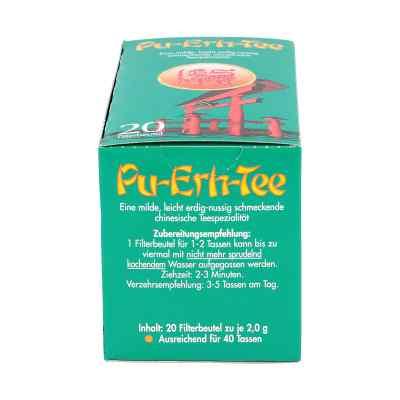 Pu Erh Tee Filterbeutel  bei versandapo.de bestellen