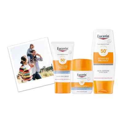 Eucerin Sun Sensitive Protect Face Creme LSF 30  bei versandapo.de bestellen