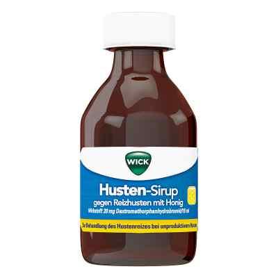 WICK Husten-Sirup gegen Reizhusten mit Honig  bei versandapo.de bestellen