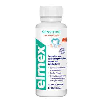 Elmex Sensitive Zahnspülung  bei versandapo.de bestellen