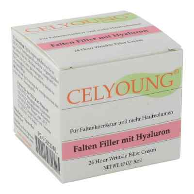 Celyoung Falten Filler mit  Hyaluron Creme  bei versandapo.de bestellen