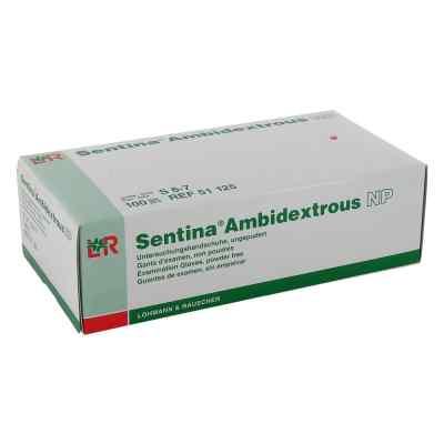 Sentina Ambidextrous Unters.hands. ungepudert S  bei versandapo.de bestellen
