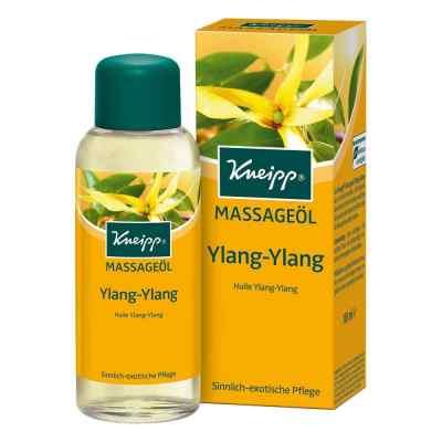 Kneipp Massageöl Ylang Ylang pflegend  bei versandapo.de bestellen