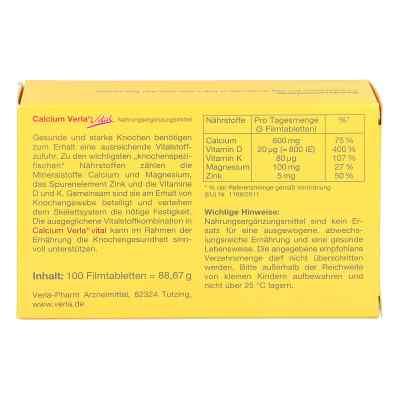 Calcium Verla Vital Filmtabletten  bei versandapo.de bestellen