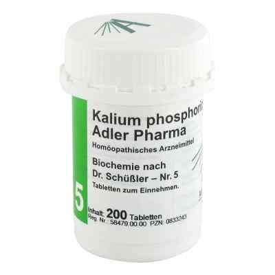 Biochemie Adler 5 Kalium phosphoricum D 6 Adl.ph. Tabletten   bei versandapo.de bestellen