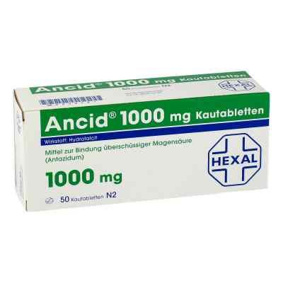 ANCID 1000mg  bei versandapo.de bestellen