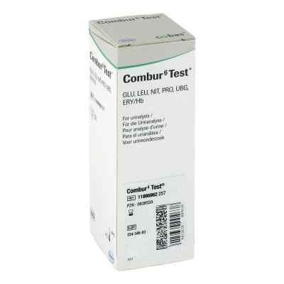 Combur 6 Test Teststreifen  bei versandapo.de bestellen