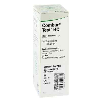 Combur 5 Test Hc Teststreifen  bei versandapo.de bestellen