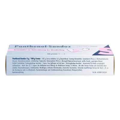 Panthenol-Sandoz 5g/100g  bei versandapo.de bestellen