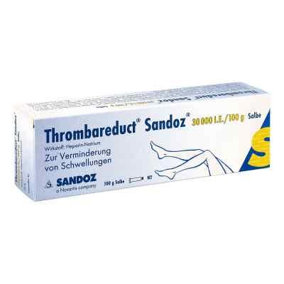 Thrombareduct Sandoz 30000 I.E./100g  bei versandapo.de bestellen