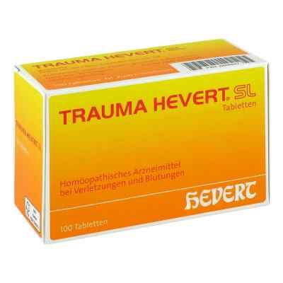 Trauma Hevert Sl Tabletten  bei versandapo.de bestellen