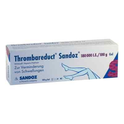 Thrombareduct Sandoz 180000 I.E./100g  bei versandapo.de bestellen