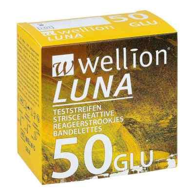 Wellion Luna Blutzuckerteststreifen  bei versandapo.de bestellen
