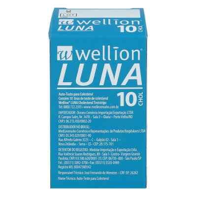 Wellion Luna Cholesterinteststreifen  bei versandapo.de bestellen