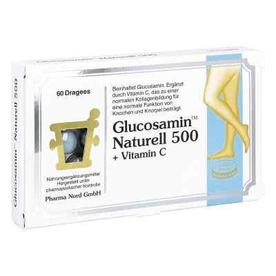 Glucosamin Naturell 500 mg Dragees  bei versandapo.de bestellen