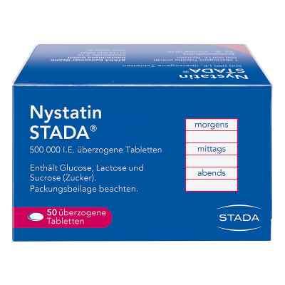 Nystatin STADA 500000 internationale Einheiten  bei versandapo.de bestellen