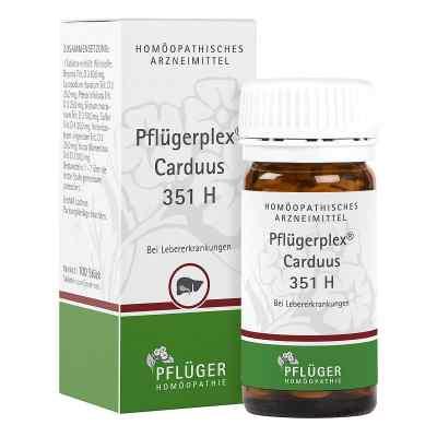 Pflügerplex Carduus 351 H Tabletten  bei versandapo.de bestellen