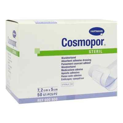 Cosmopor steril 5x7,2 cm  bei versandapo.de bestellen