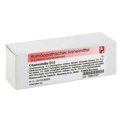 Chamomilla D 12 Globuli  bei versandapo.de bestellen