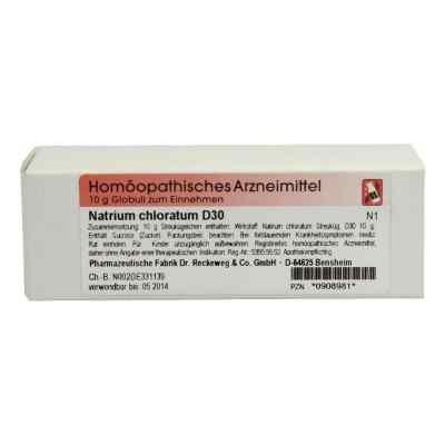 Natrium Chloratum D 30 Globuli  bei versandapo.de bestellen