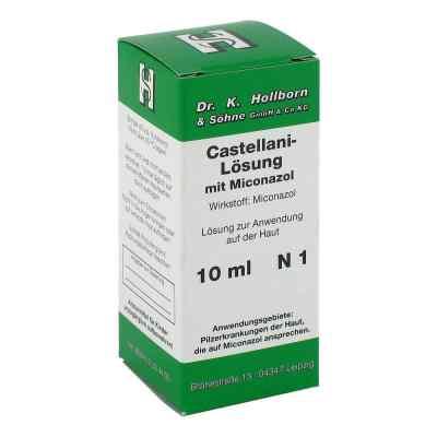 Castellani mit Miconazol  bei versandapo.de bestellen