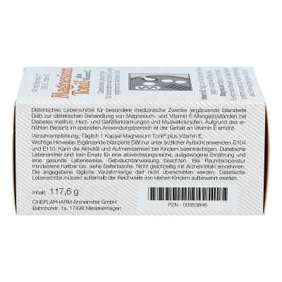 Magnesium Tonil plus Vitamin E Kapseln  bei versandapo.de bestellen
