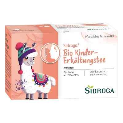SIDROGA Bio Kinder-Erkältungstee  bei versandapo.de bestellen