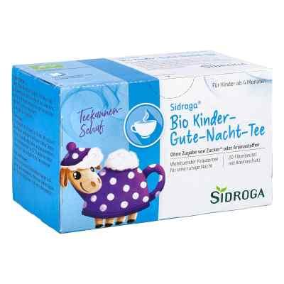 Sidroga Bio Kinder-gute-nacht-tee Filterbeutel  bei versandapo.de bestellen