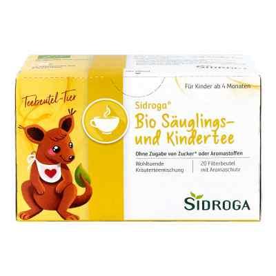 Sidroga Bio Säuglings- und Kindertee Filterbeutel  bei versandapo.de bestellen