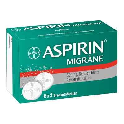Aspirin Migräne Brausetabletten  bei versandapo.de bestellen