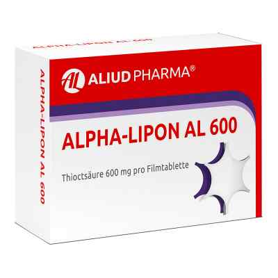 Alpha-Lipon AL 600  bei versandapo.de bestellen