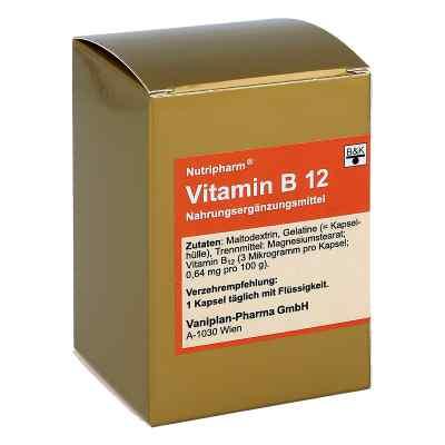 Vitamin B12 Kapseln  bei versandapo.de bestellen