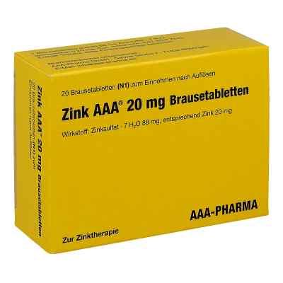 Zink AAA 20mg  bei versandapo.de bestellen