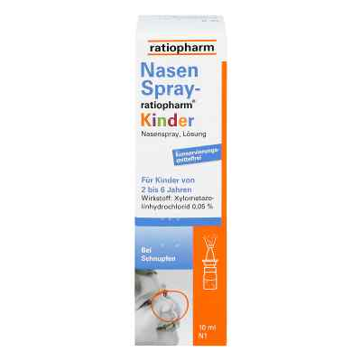 NasenSpray-ratiopharm Kinder  bei versandapo.de bestellen