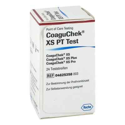 Coaguchek Xs Pt Test  bei versandapo.de bestellen