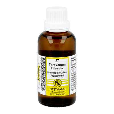 Taraxacum F Komplex 27 Dilution  bei versandapo.de bestellen